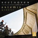 Beethoven : Quatuors Op.18/3, Op.18/5 et Op.135