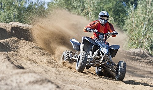Quad On- und Offroad in Berlin-Britz