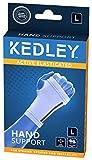 kedley Hand und Handgelenk Unterstützung, 19cm bis 22cm, groß