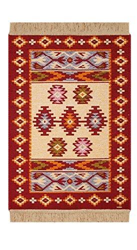 Home Life Alfombra, Algodón y Acrílico, Multicolor, 150 x 240 cm