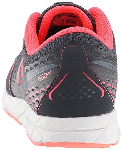 New Balance 650v2 Womens Chaussure De Course à Pied (B Width) - SS15 Grey