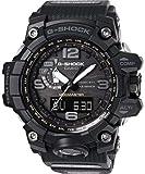 CASIO Herren Digital Uhr mit Harz Armband GWG-1000-1A1ER