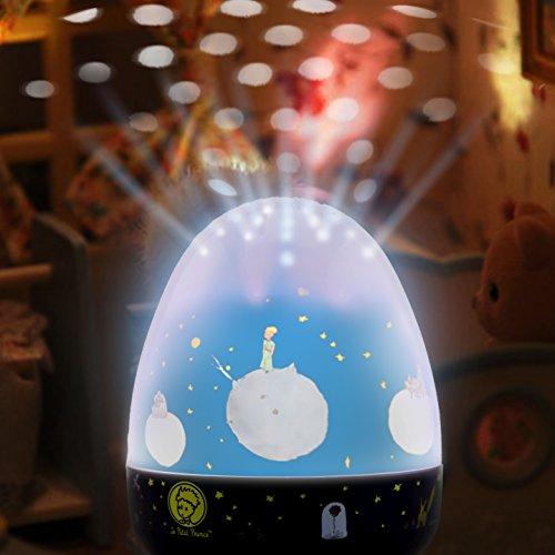 El-Principito-Lampara-LED-Carrousel-Musical-con-Temporizador-de-apagado-automtico