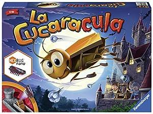 Ravensburger La Cucaracula Deducción Niños y Adultos - Juego de Tablero (Deducción, Niños y Adultos, 10 min, 15 min, Niño/niña, 6 año(s))
