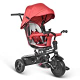 besrey 7 in 1 Trike Tricycle Baby Walker Bike Kids Push Stroller