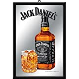 Nostalgic Art 80705 - Espejo (20 x 30 cm), diseño de Jack Daniels