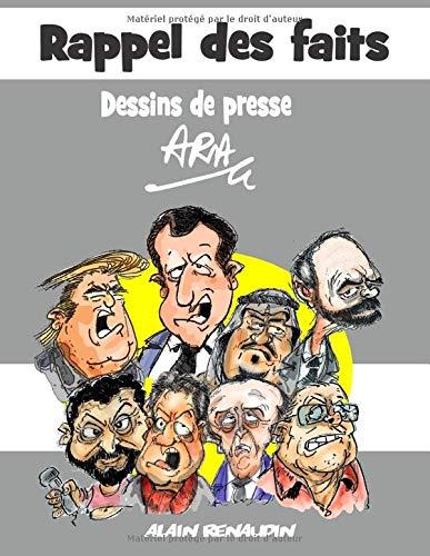 Rappel des faits: Dessins de presse par ARA Ara