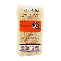 Chantaboon Rice Stick 400g (3mm)