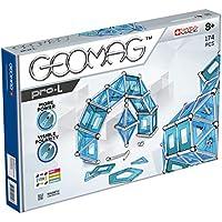 Geomag Pro-L 174 pcs Juego de construcción - Juegos de construcción, 8 año(s), 174 Pieza(s), Niño, 460 mm, 300 mm