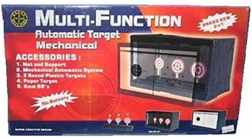 Kugelfangkasten Kugelfang Zielscheibe Automatische BB Zielschaibe Multi Function Automatic Target for BB