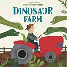 Dinosaur Farm by Frann Preston-Gannon (2013-03-05)