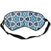 Blue Texture Sleep Eyes Masks - Comfortable Sleeping Mask Eye Cover For Travelling Night Noon Nap Mediation Yoga preisvergleich bei billige-tabletten.eu