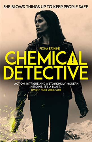 The Chemical Detective (Jacqueline Silver Adventures 1)