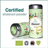 Shatavari Naturalis - Organic & Vegan Highest Quality Shatavari Powder - 100g