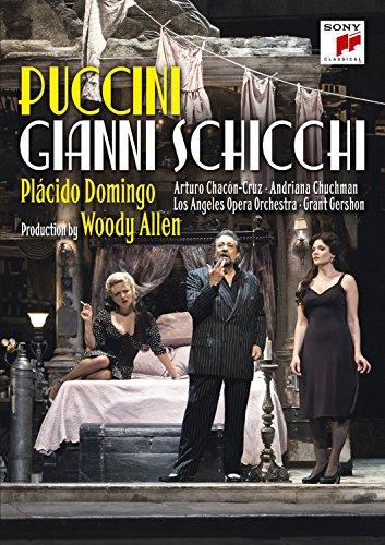 Puccini: Gianni Schicchi - Neue Schwarze Damen-tote