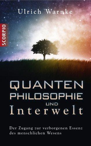 Buchseite und Rezensionen zu 'Quantenphilosophie und Interwelt' von Ulrich Warnke