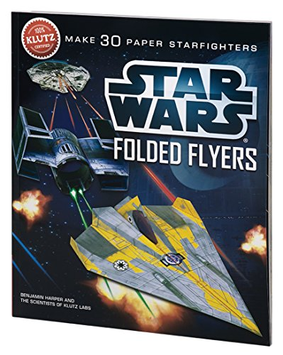 Flotte Kit 3 (Star Wars Folded Flyers: Make 30 Paper Starfighters (Klutz))