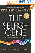 #3: The Selfish Gene: 40th Anniversary edition (Oxford Landmark Science)