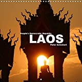 People's Democratic Republic - Laos (Wall Calendar 2020 300 × 300 mm Square): The fascinating...