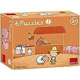 Goula D53434 - Holzpuzzle - Carla's Bauernhof
