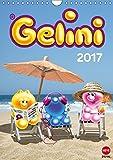 Gelini (Wandkalender 2017 DIN A4 hoch): Knuffiges Geschenk für alle Fans (Monatskalender, 14 Seiten ) (CALVENDO Spass)