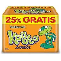 Kandoo de Dodot - Toallitas WC - 100 unidades - [pack de 2]