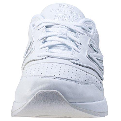New Balance ML597WHL ML597WHL, Basket Blanc