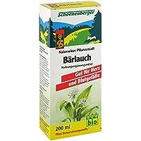 Preisvergleich für Bärlauch Saft Schoenenberger Saft 200 ml