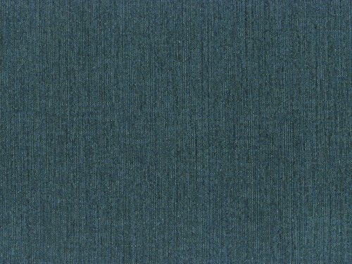 RaumTraum Möbelstoff Marion Farbe 15 (blau, royalblau, salz + pfeffer) - modernes Chenille-Flachgewebe (salz + pfeffer), Polsterstoff, Stoff, Bezugsstoff, Eckbank, Couch, Sessel, Hussen -