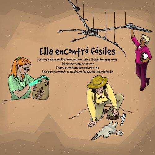 Ella encontro fosiles
