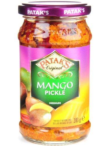 Pataks - Patak'S Mango Pickle Medium (Jar) 283G