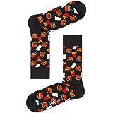 Happy Socks Hamburger Sock Calcetines (Pack de 6) para Hombre