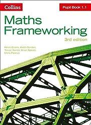 KS3 Maths Pupil Book 1.1 (Maths Frameworking)