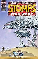 Sergio Aragonés Stomps Star Wars (2000)
