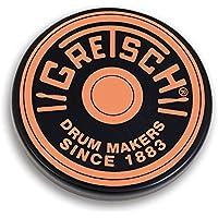 Gretsch Drums GREPAD6O Runde Übungspads mit Emblem