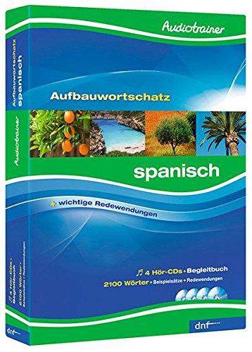 Audiotrainer Aufbauwortschatz Spanisch