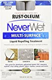 #2: Rust-Oleum RustOleum 274232 NeverWet Liquid Repelling Treatment - Frosted Clear (510 Gms.)