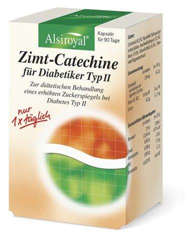 Zimt-Catechine