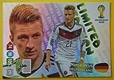 Panini Adrenalyn XL WM 2014 Brasilien - Reus Deutschland limited Edition