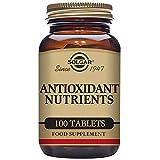 Best Antioxidants - Solgar Antioxidant Nutrients 1 Tablets - 100 Tablets Review