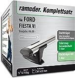 Rameder Komplettsatz, Dachträger Through für Ford Fiesta VI (120093-07585-1)
