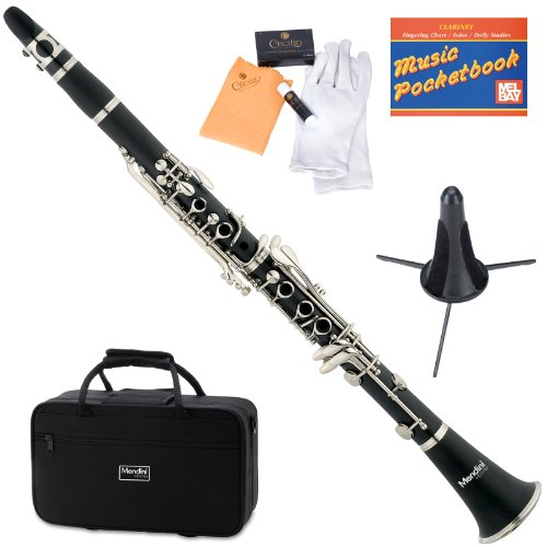 mendini-mct-b-soporte-de-clarinete-funda-soporte-boquilla-10lengetas-y-ms