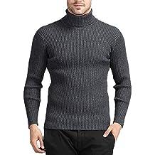 maglione collo largo