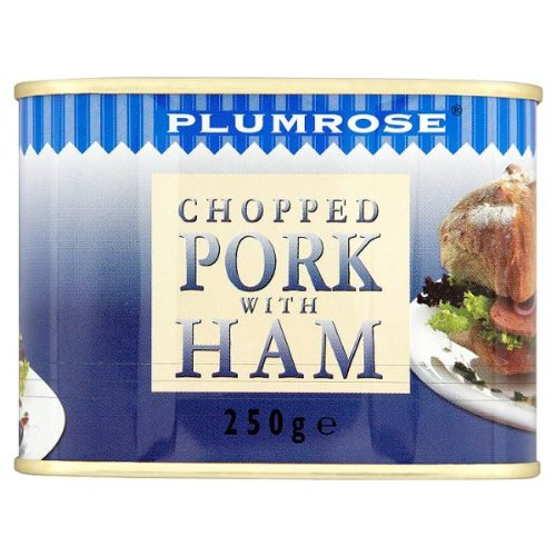 Plumrose porc haché avec Ham 12 x 250g