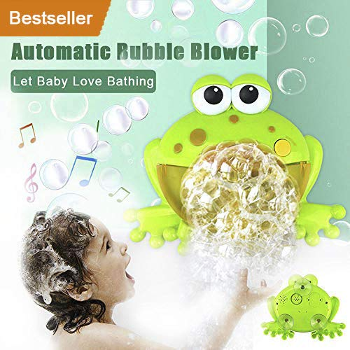 Pools & Water Fun 2019 New Cute Frog Automatic Bubble Machine Blower Maker Party Summer Outdoor Toy For Kids Wholesale And Drop Shipping 100% Original