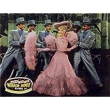 Wabash Avenue, Betty Grable & Victor Mature, Phil Harris, 1950 - Foto-Reimpresión película Posters 32x24 pulgadas - sin marco