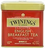 Maison & Jardin Twinings English Breakfast, Tè Allentato, 3,53 Oncia Stagno, Giardino, Casa, Giardino, Prato Di Manutenzione