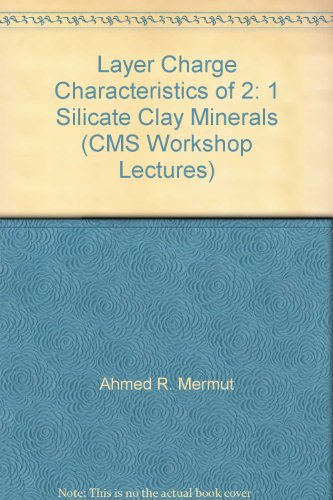 Layer Charge Characteristics of 2: 1 Silicate Clay Minerals (CMS Workshop Lectures)
