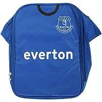 Preisvergleich für Kinder Lunch-Box/Lunch-Tasche/Brotzeit-Tasche mit Everton FC Design, in T-Shirt-Form, Isoliert