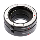 Ruili Metal AF Automatic Macro Extension Tubes 10mm 16mm Set DG for Canon EOS M M2 M3 M5 M6 M10 M100 Camera, Extreme Close-Ups